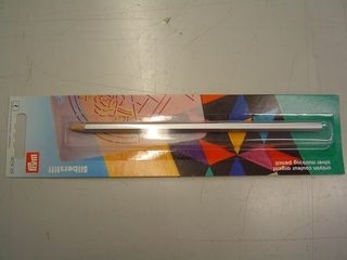Markierstift Prym silberfarbig